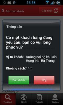 Pingtaxi Driver (cho lái xe) screenshot 4