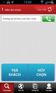 Pingtaxi Driver (cho lái xe) screenshot 5