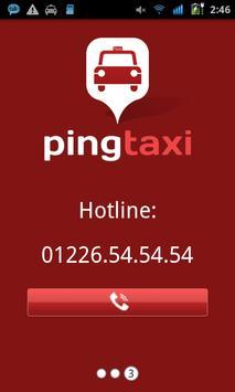 Pingtaxi Driver (cho lái xe) screenshot 6