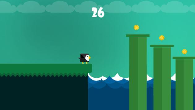 Penguin Scream 🐔 apk screenshot