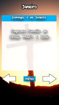 Calendário Católico screenshot 1