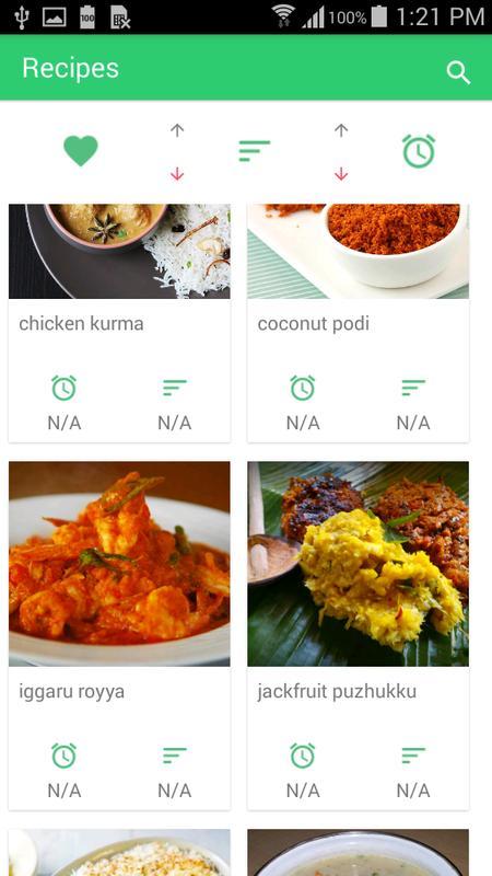 200 south indian recipe english descarga apk gratis comer y beber 200 south indian recipe english captura de pantalla de la apk forumfinder Choice Image