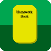 Homework Book icon