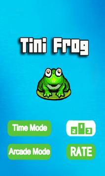 Tini Frog poster