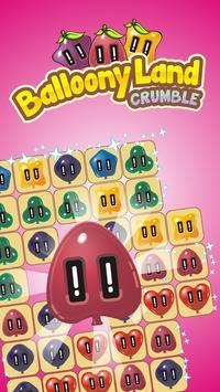 Balloony Land Crumble screenshot 7