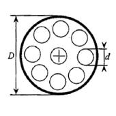 No. of Hole Calculator icon