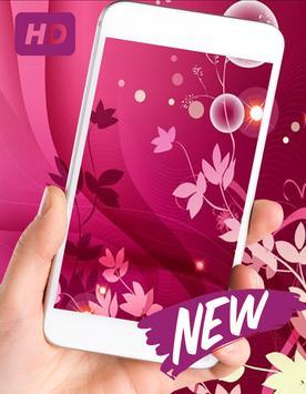 Cute Pink Wallpaper screenshot 1