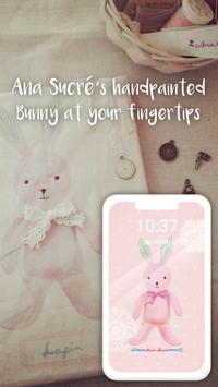Pink Bunny Toy Theme screenshot 1