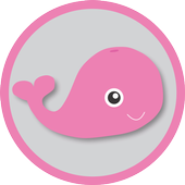 Pink Whale Game icon