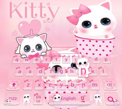 Theme cute kitty black pink 1. 1. 3 download apk for android aptoide.