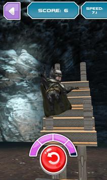 Knight Bat Ragdoll screenshot 1