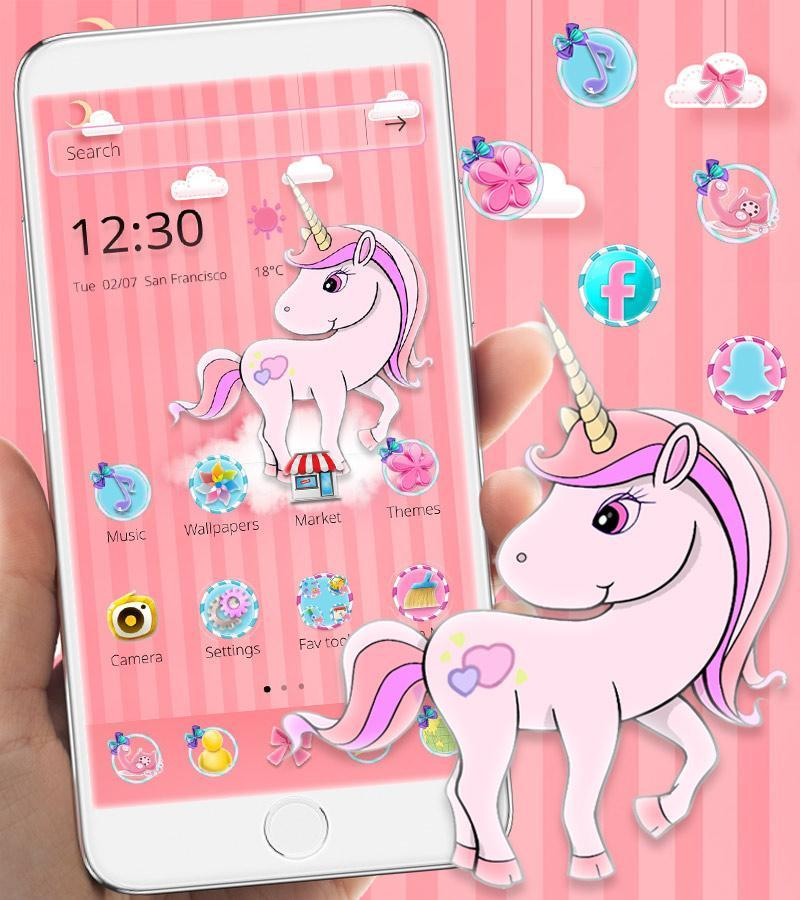 My Little Unicorn Theme For Android Apk Download