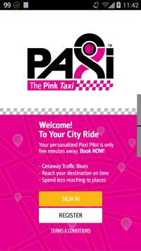 The Pink Taxi poster