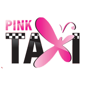 Pink Taxi Driver icon