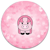 XP Theme Beauty Pink Pig आइकन