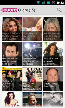 PINKY News Revista Corazon RSS poster