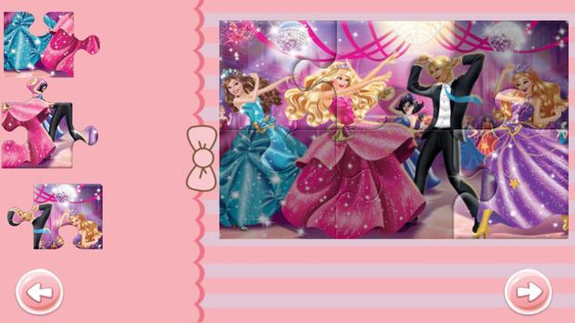 Princess Puzzle For Toddlers 2 apk screenshot