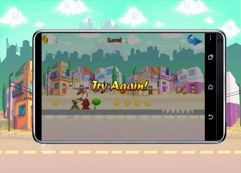 Panter Skater In Pink World apk screenshot