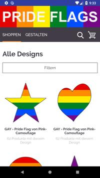 Pride Flags Shop poster