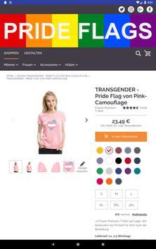Pride Flags Shop screenshot 5