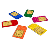 Sim card Infromation icon