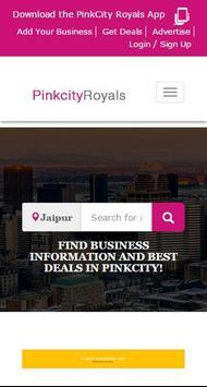 Pinkcity Royals poster