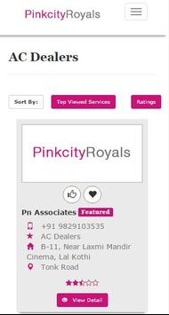 Pinkcity Royals apk screenshot