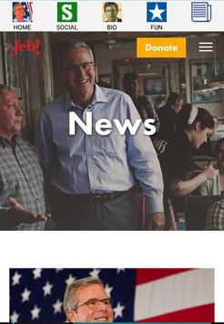 Ultimate Jeb Bush App screenshot 5