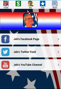Ultimate Jeb Bush App screenshot 1
