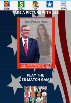 Ultimate Jeb Bush App screenshot 2