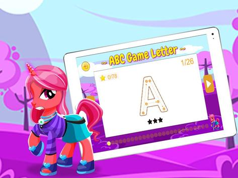 ABC Kids Cursive-Pinkiepie screenshot 2