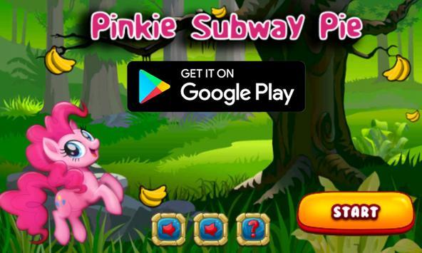 Pinkie Subway Pie screenshot 3