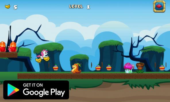 Pinkie Subway Pie screenshot 1