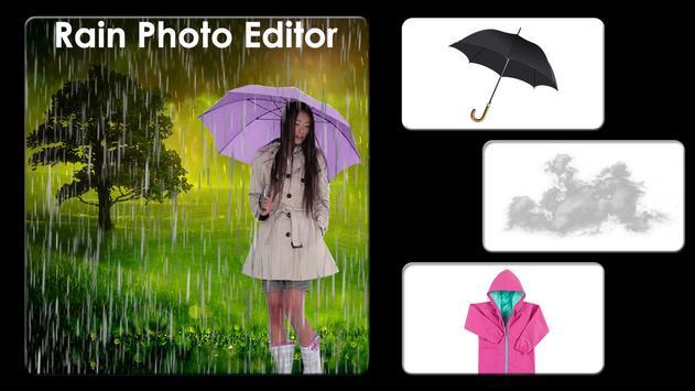 Rain Photo Editor screenshot 2