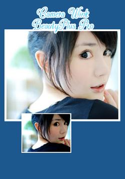 Camera Wink BeautyPlus Pro apk screenshot
