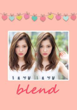 Photo blender Image mixer new apk screenshot