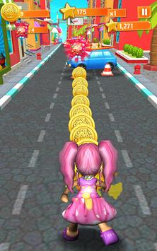 Subway Pink Shopkins Run apk screenshot