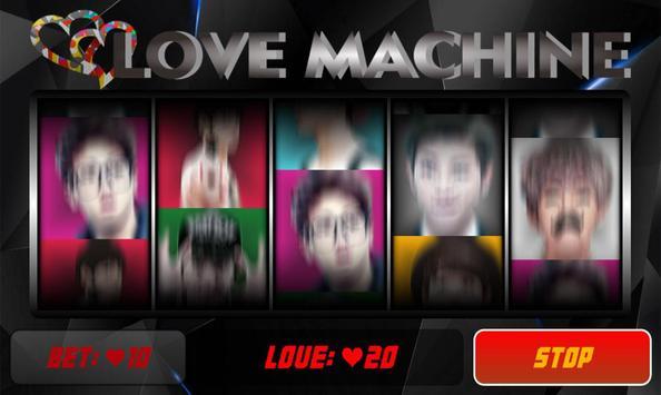 BTS Love Machine screenshot 1