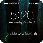 Firefly Lockscreen icon