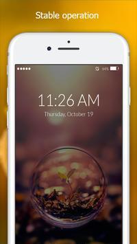 iOS Screen Lock poster