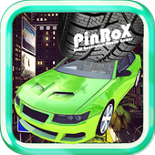 3D Road Racing Car Free icon