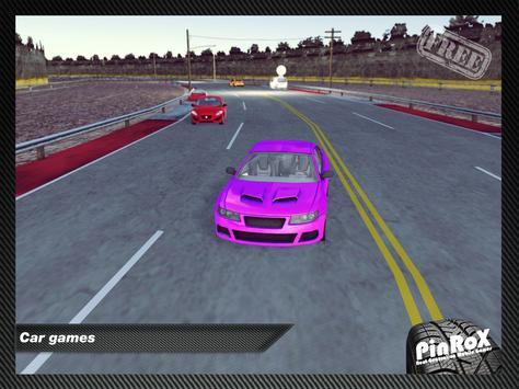 3D Road Racing Car Free screenshot 7