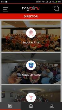 myPINS apk screenshot