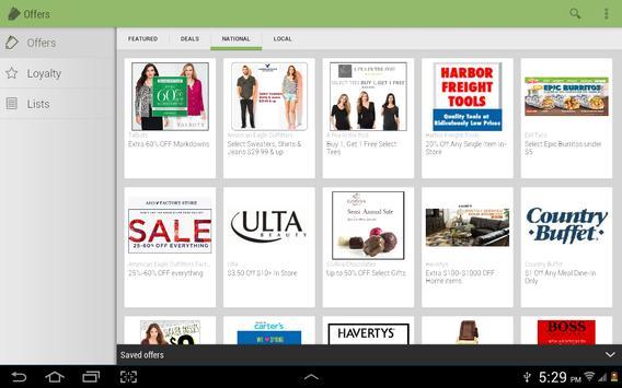 EUREKA Offers apk screenshot