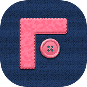 Buttons keyboard icon