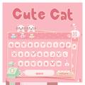Cute Cat Keyboard