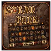 Steampunk Keyboard icon