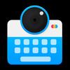 Camera Keyboard - Create keyboard with your photos icône