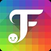 FancyKey Keyboard - Cool Fonts, Emoji, GIF,Sticker icon