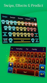 FancyKey Keyboard - Cool Fonts, Emoji, GIF,Sticker screenshot 4